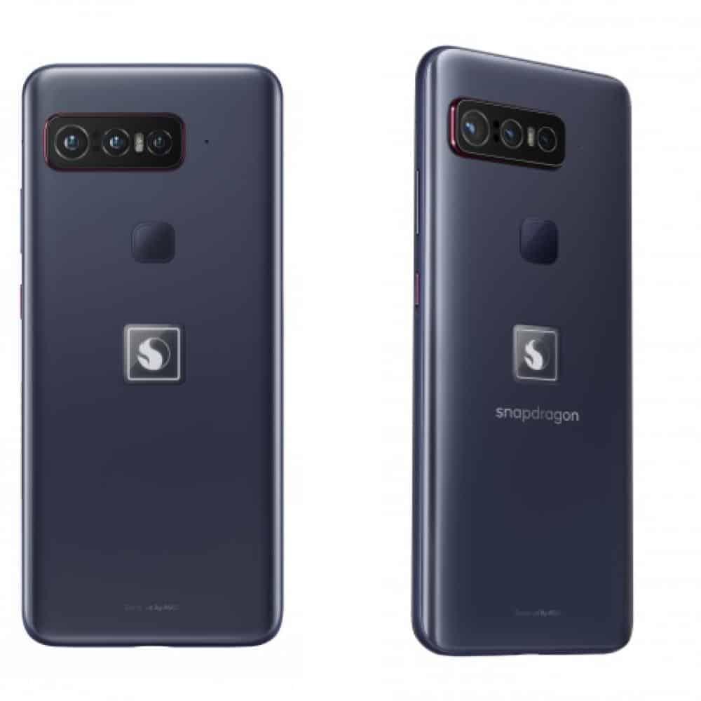 Smartphone para Snapdragon Insiders da loja ASUS