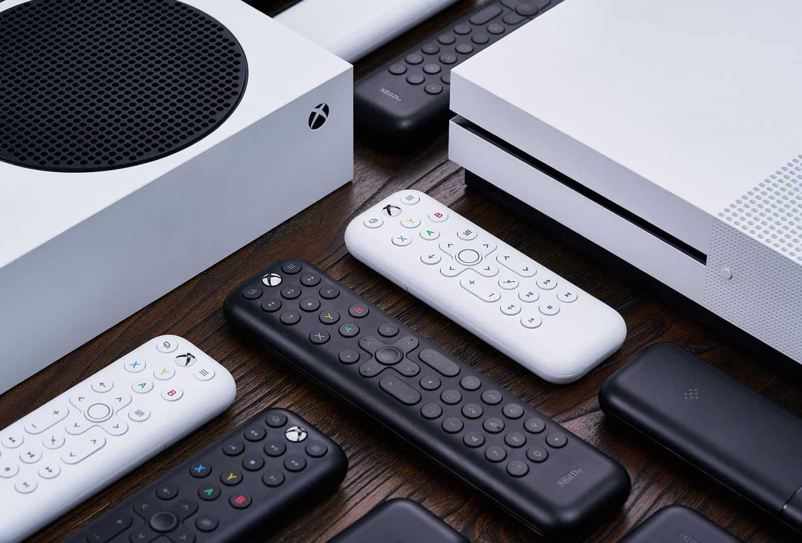 You're Gonna Want One Of These New 8BitDo Xbox Media Remotes