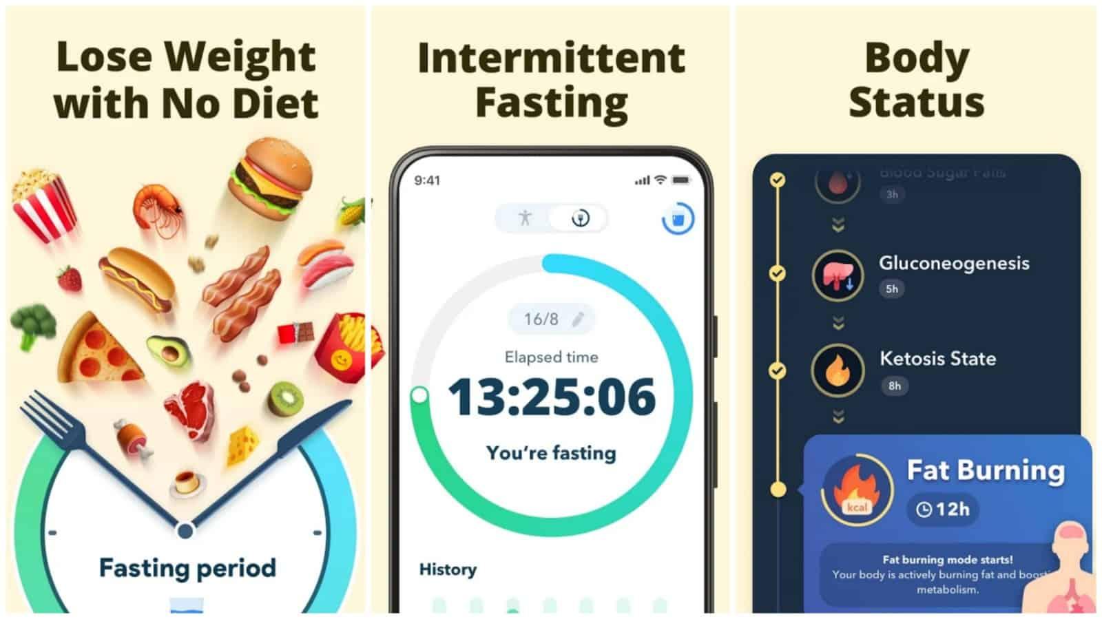 Fasting App grid image