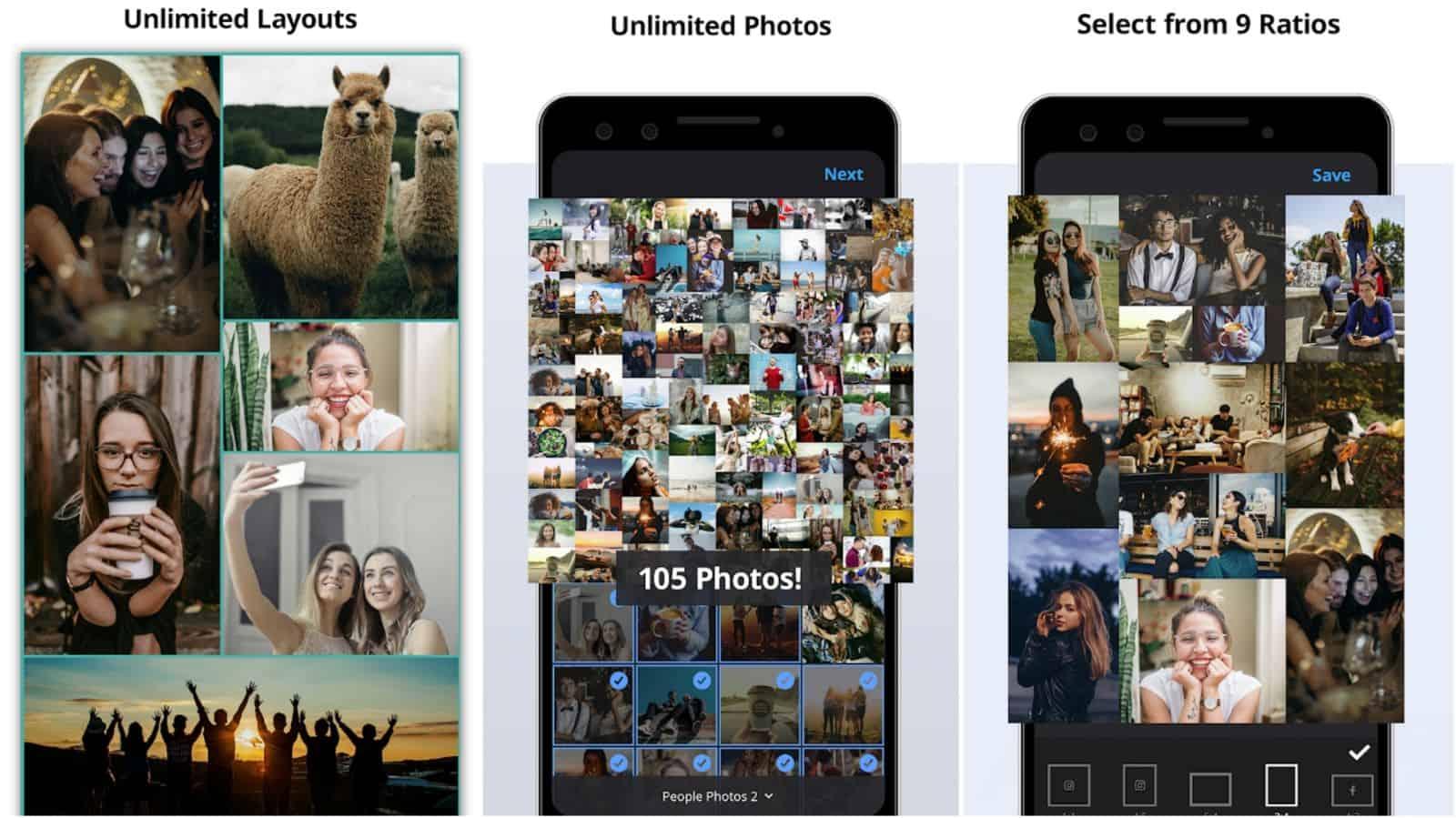 Gandr app grid image