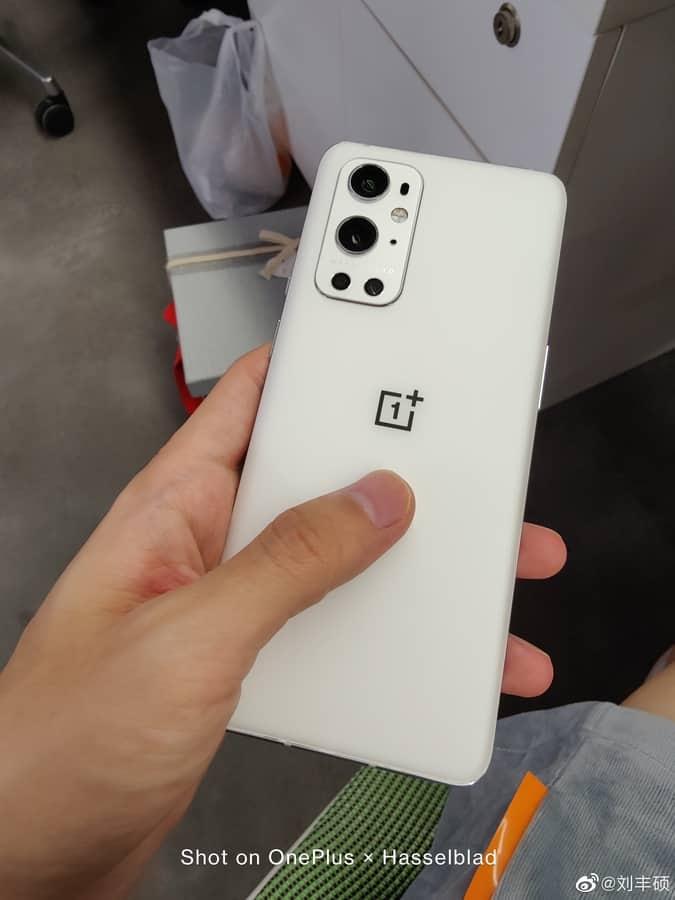OnePlus 9 Pro Matte White teaser