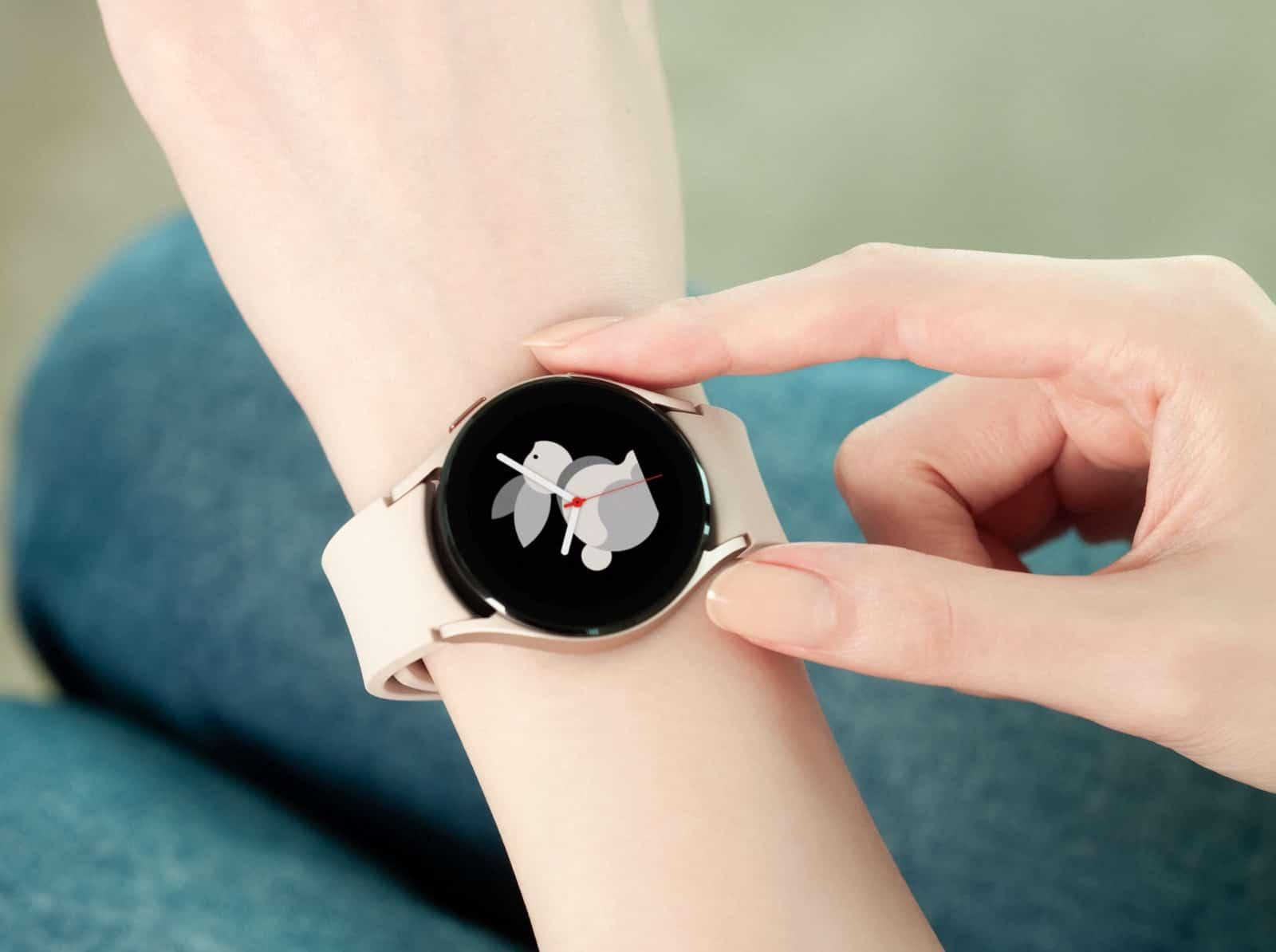 Samsung Galaxy Watch 4 76
