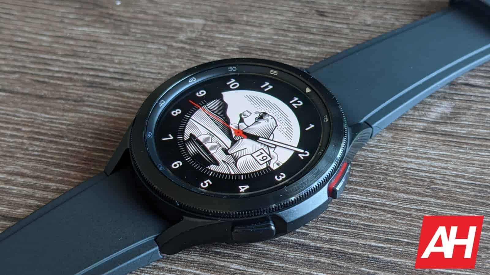 Samsung Galaxy Watch 4 Classic Hands On 1