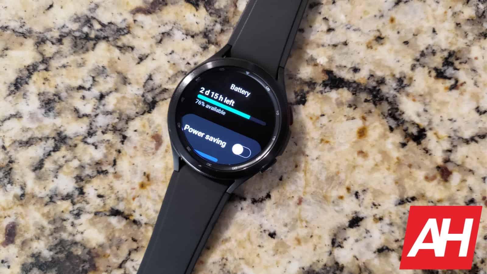 AH Samsung Galaxy Watch 4 Classic 1
