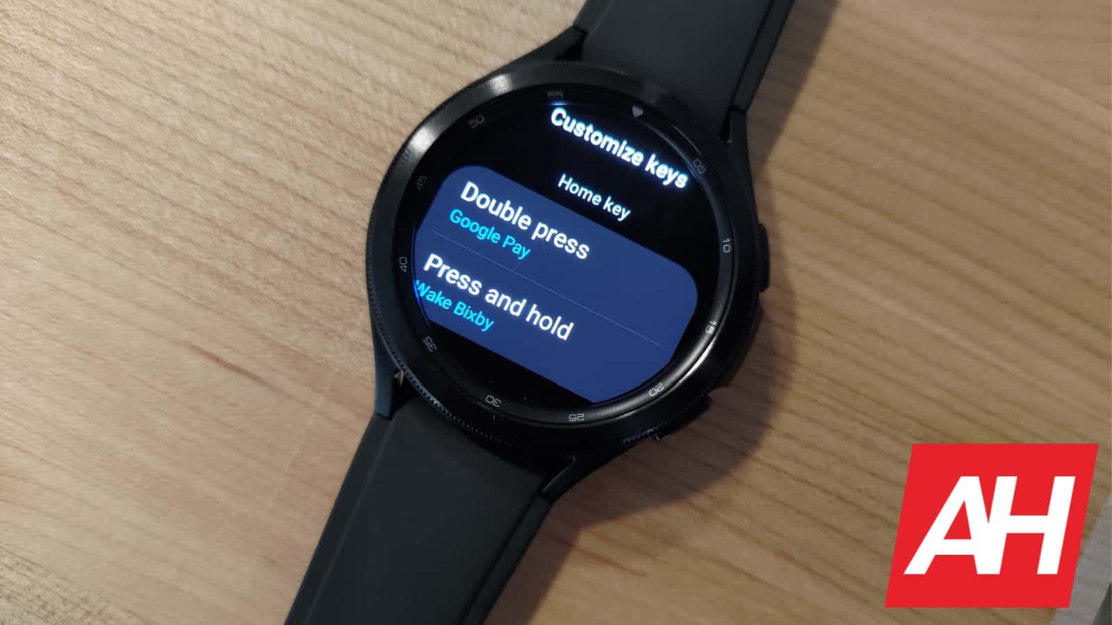 AH Samsung Galaxy Watch 4