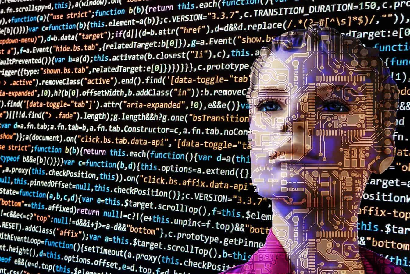 Artificial Intelligence AI image 48849498