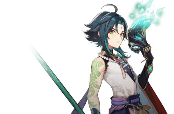 Genshin Impact Playable Characters 11