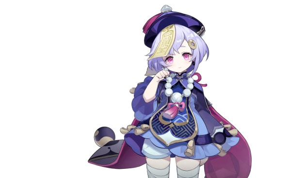 Genshin Impact Playable Characters 6