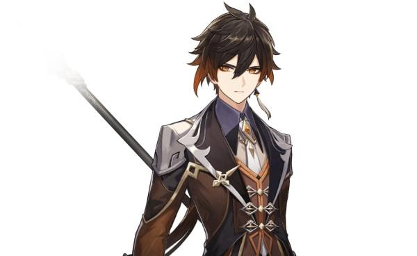 Genshin Impact Playable Characters 8