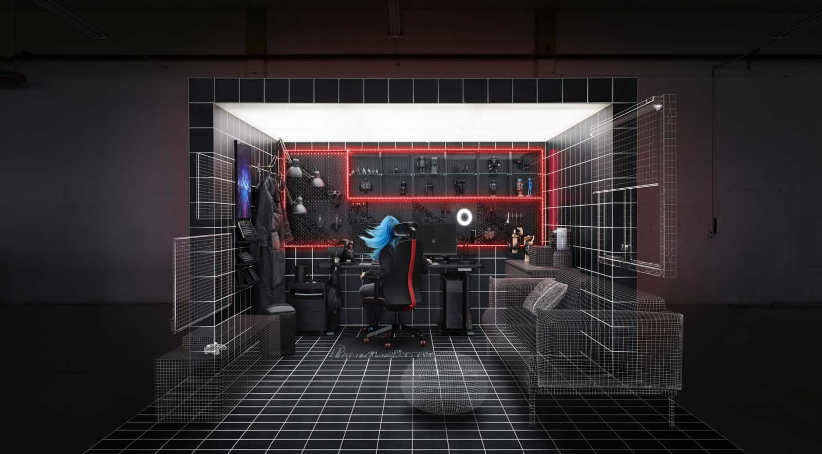 IKEA ASUS ROG Collection