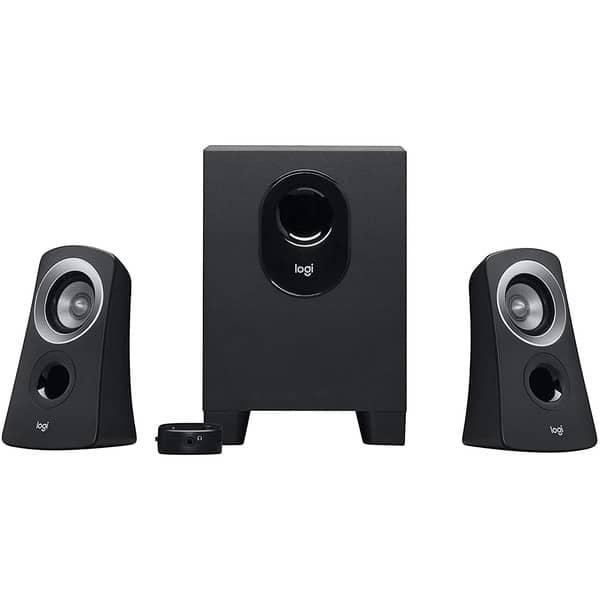 Logitech Z313 speaker system render 1
