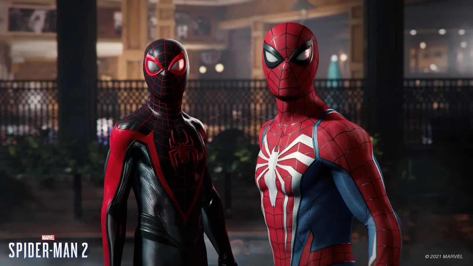 Marvels Spider Man 2 1