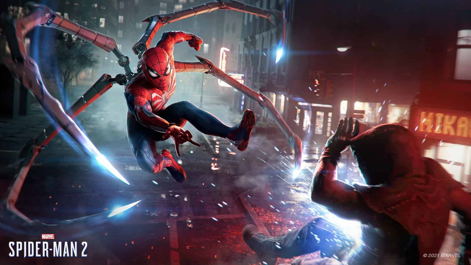 Marvels Spider Man 2 3