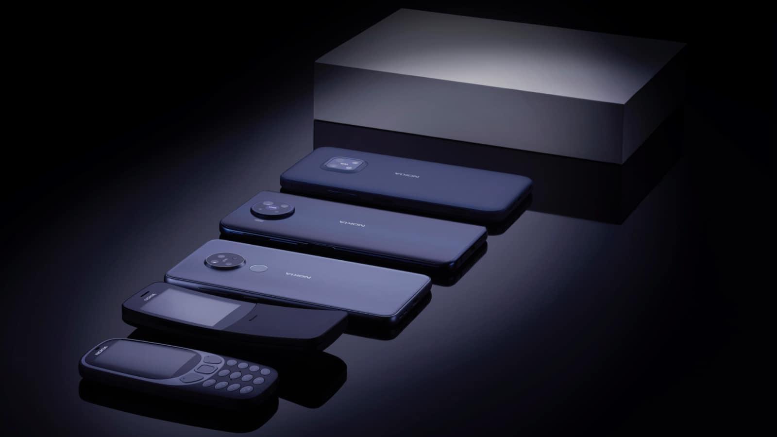 Nokia Phone Family September 2021