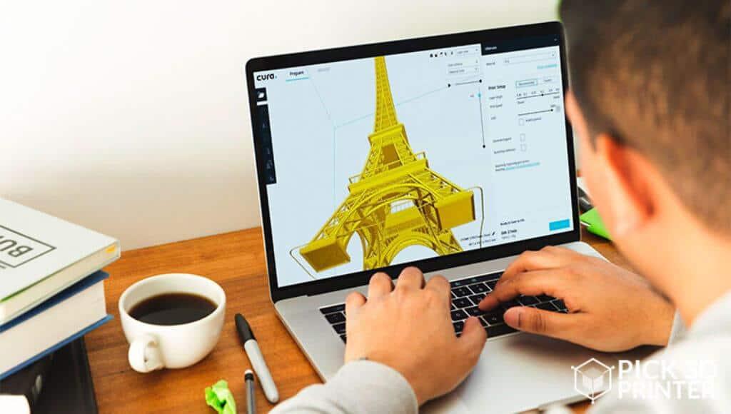 Pick 3D Printer image 115