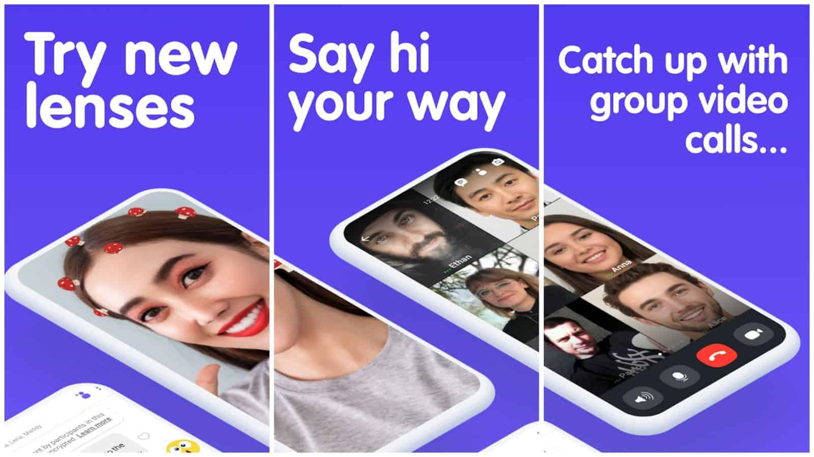 Viber app grid 2021