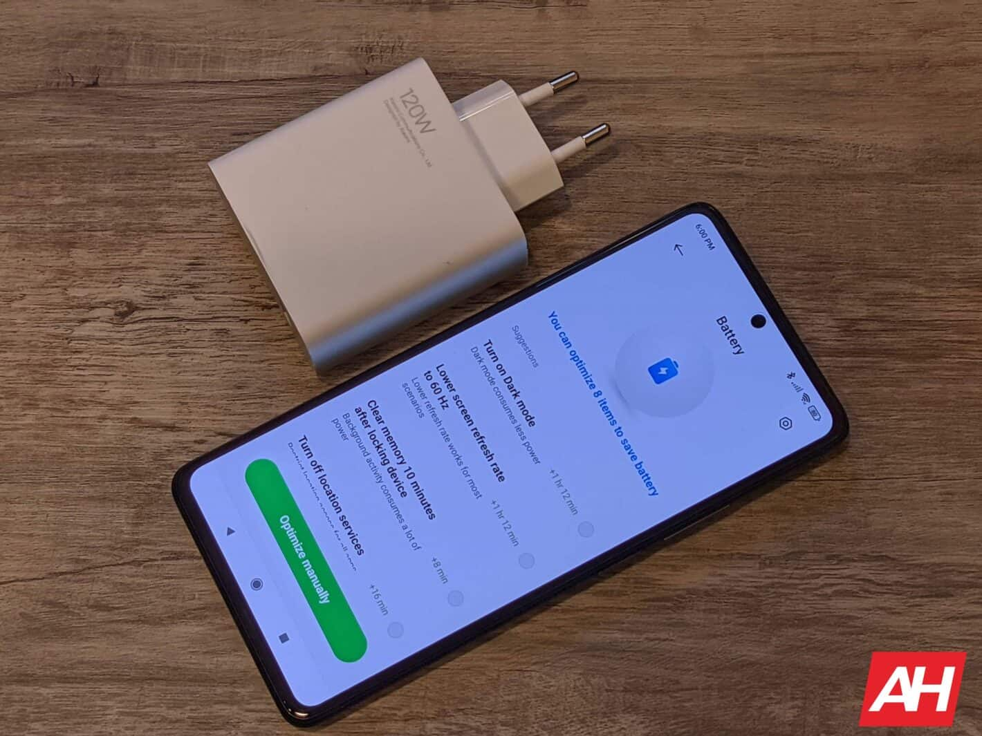 Xiaomi 11T Pro AH HR Battery1