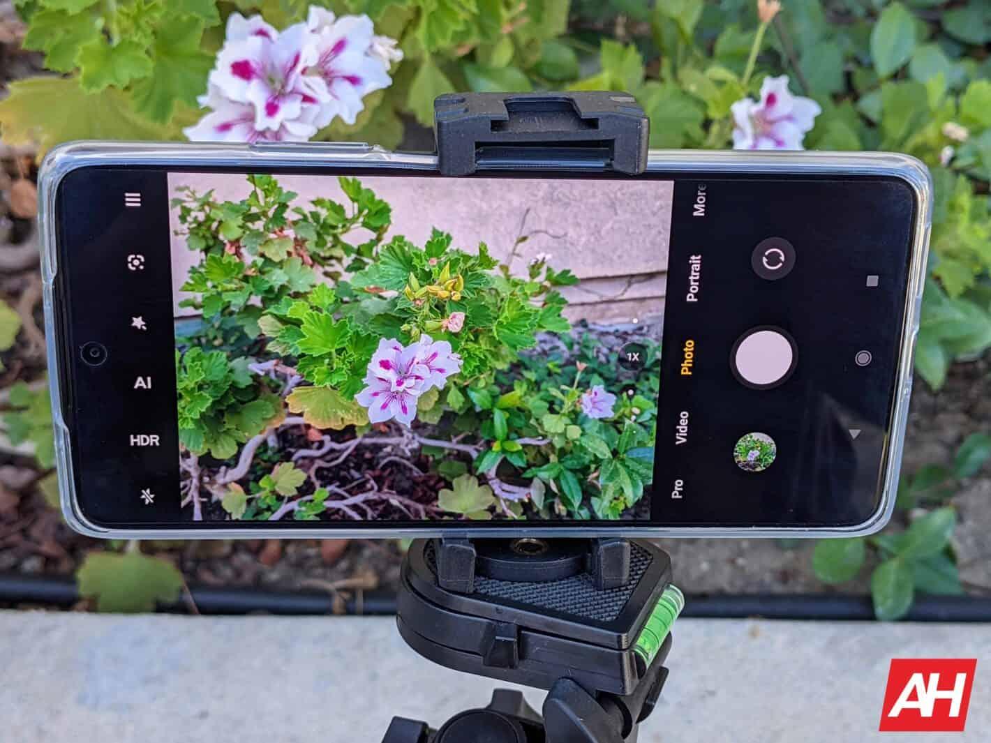 Xiaomi 11T Pro AH HR Camera