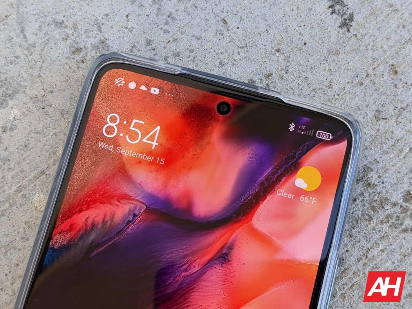 Xiaomi 11T Pro AH HR Connectivity