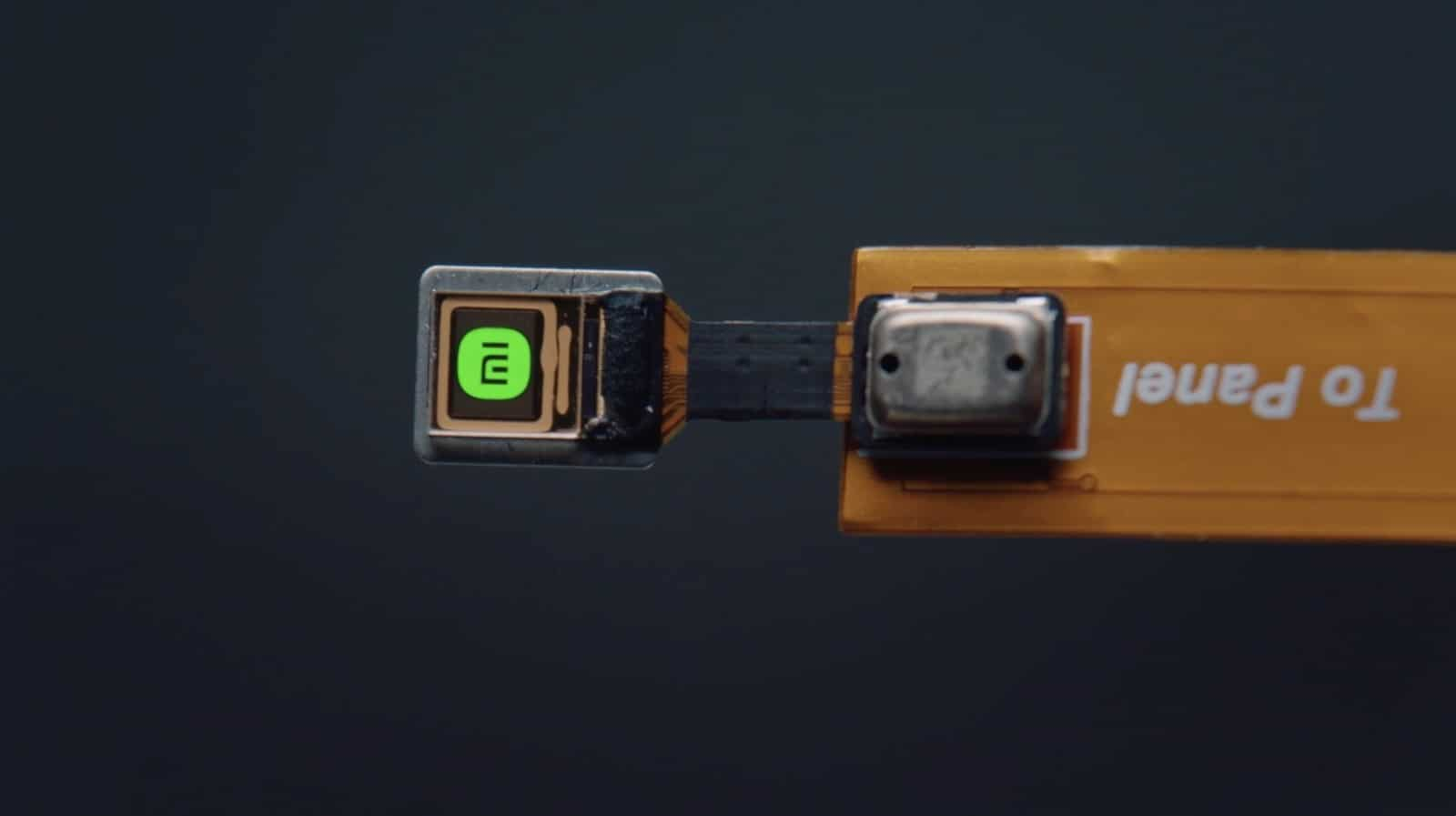 Xiaomi Smart Glasses display chip