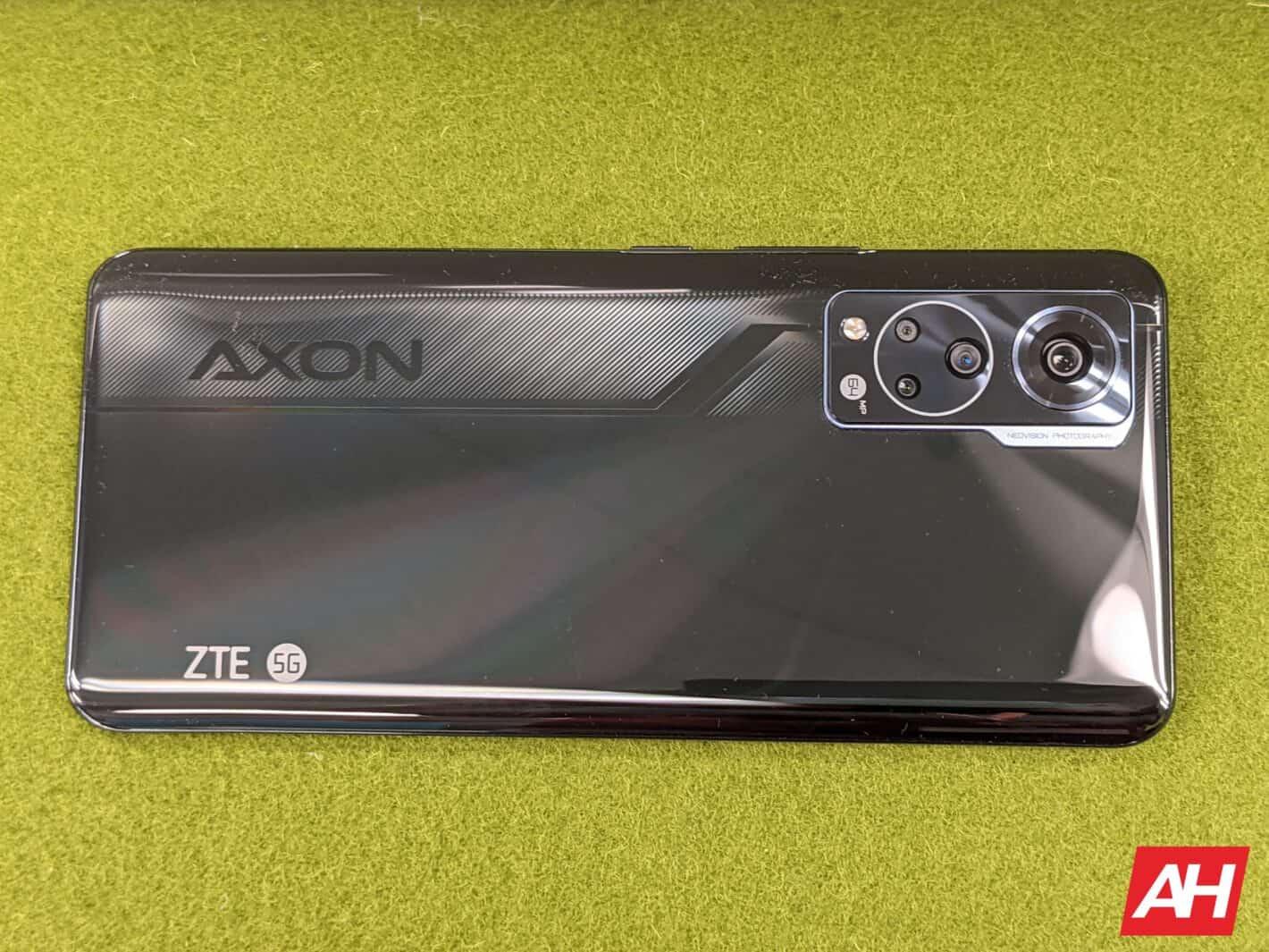 ZTE Axon 30 5G AH HR Verdict