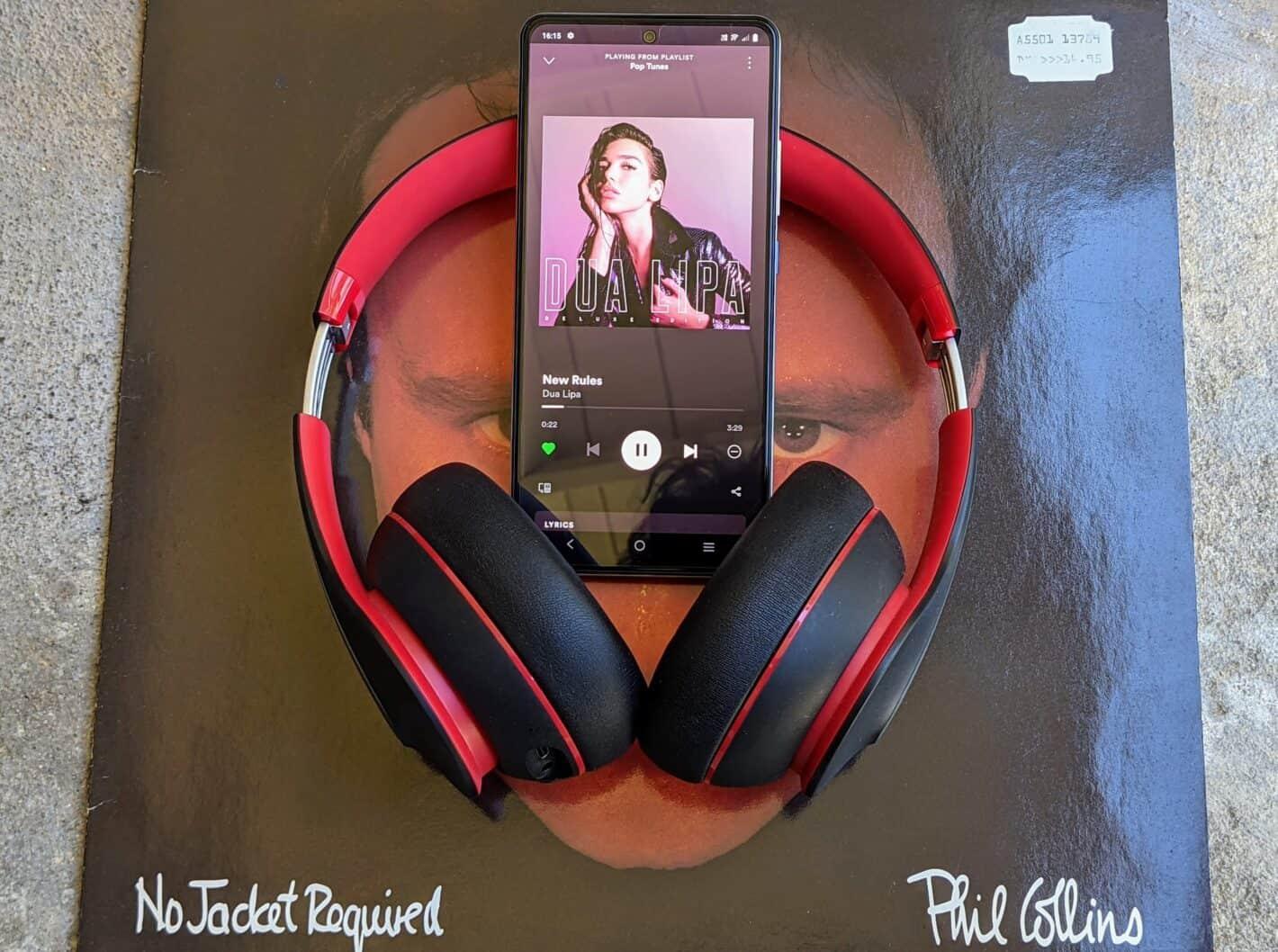 iQOO Legend 7 AH HR Audio