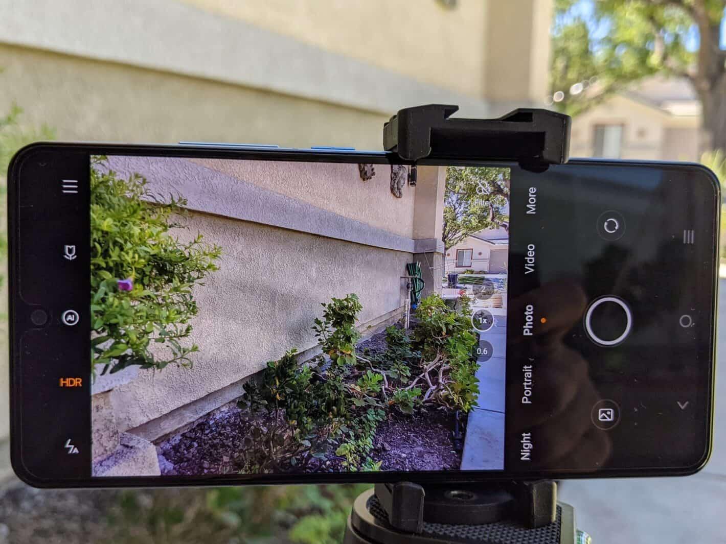 iQOO Legend 7 AH HR Camera