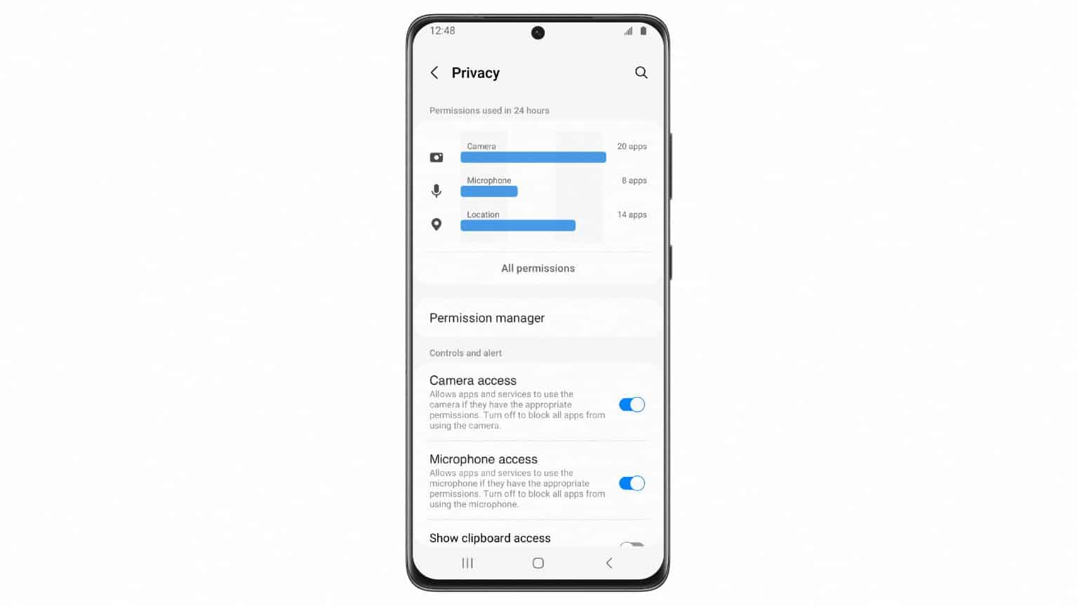one ui 4 beta privacy dashboard 1536x864 1
