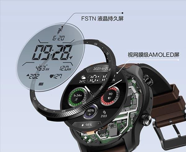 Mobvoi Ticwatch Pro X 2