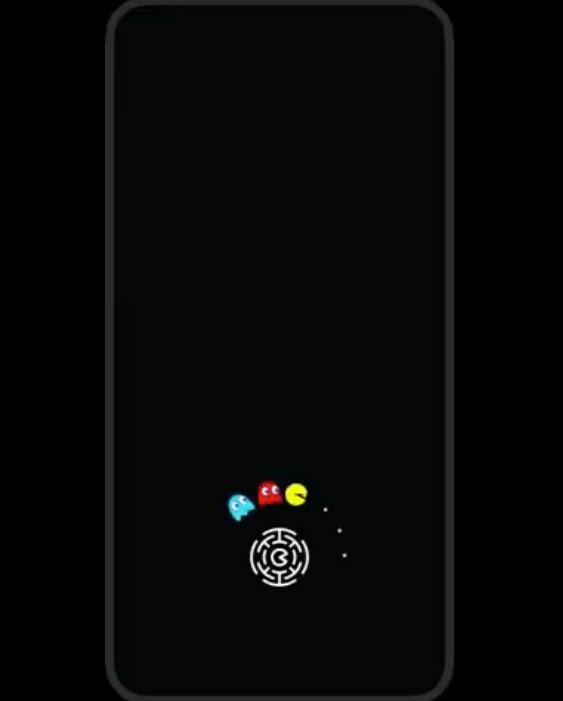 OnePlus Nord 2 Pac Man edition fingerprint animation
